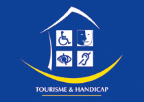 Logo Tourisme et Handicap