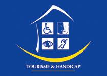 Logo Tourisme et Handicap